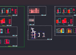 Fabuloso Remodeling Project Rebuild Property DWG Full Project for AutoCAD  #IS25