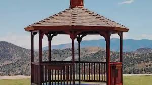 Metal Top Gazebo by 18 Wooden Gazebo Designs For Your Best House Outdoor Decoration