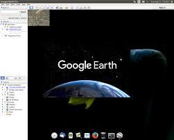 Space Junk Map 16 04 Map Is Not Full Screen In Google Earth Pro Ask Ubuntu