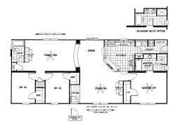 inspiring manufactured home floor plans photo uber home decor