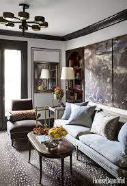 living room decor grey wood flooring ceiling island lights