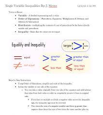 kinkaidalgebra2 word problems with inequalities