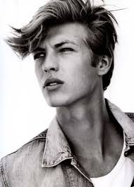 men medium length hairstyle long hair on top do you see a trend for mens style hair styles