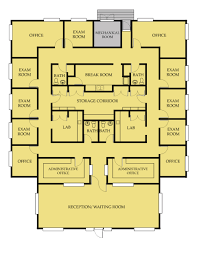 medical office floor plan pinterese280a6 administration best