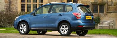 blue subaru forester 2015 subaru makes incremental changes to 2015 forester suv carwow
