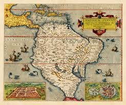 Map De Central America by Caribbean U0026 Central America