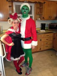 grinch halloween costumes cindy and the grinch costume holidays pinterest grinch