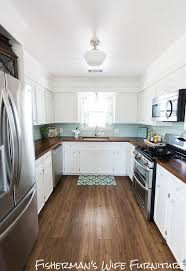 Floor To Ceiling Kitchen Cabinets Covering Soffit In Kitchen Remodel Hometalk