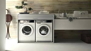 lave linge dans la cuisine meuble lave linge armoire pour lave linge roll up meuble bas cuisine