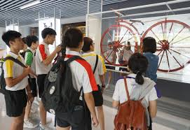 guided tours of singapore activities shimano cycling world