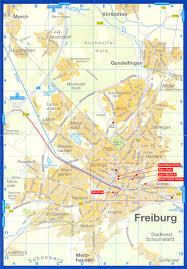Black Forest Germany Map Kanu Outdoor Center Freiburg