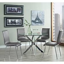 Kitchen Dining Room Furniture Amazon Com Powell 205 413m1 5pc Putnam Dining Set413m1 Set Cool