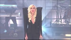 Lady Gaga Bad Romance Live Vidz Lady Gaga Bad Romance Live At Nbc U0027s