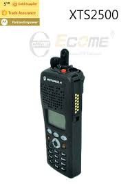 motorola xts2500 digital ham radio with multichannel vhf in walkie