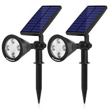 Outdoor Patio Solar Lights by Innogear 3rd Generation Motion Sensor Solar Lights Outdoor