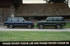 modified range rover video 40 years of the range rover in 1 40 minutes