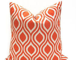 Thanksgiving Pillow Covers Decorative Pillow Cover Fall Pillow Cover Burnt Orange