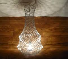 Chandelier Kits Diy Paper Clip Chandelier Kits Apartment Therapy