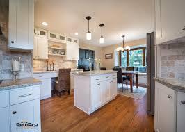 handleless doors kitchen decoration