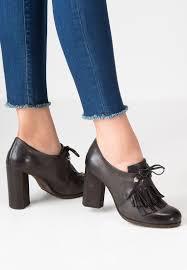 womens biker boots with heels a s 98 biker boots schwarz women heels a s 98 ankle boots smoke