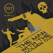 the with the golden gun audiobook ian fleming