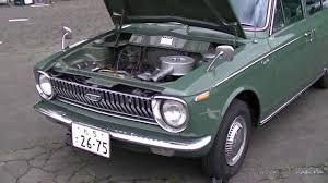 1968 toyota corolla1100 model ke10 トヨタ カローラ1100 ke10型