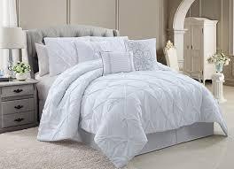 Down Comforter Full Size Pure Down White Goose Down Comforter 600 Fill Power Full Queen