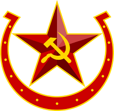 Sickle Russian Flag Soviet Equestria Hammer Sickle Horseshoe W Bg By Qtmarx On Deviantart