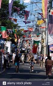 commercial street provincetown massachusetts cape cod during