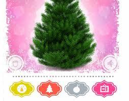 cute christmas tree game