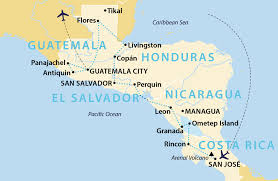 Central America And Caribbean Map by El Mapa De Costa Rica Heredia 3 Costa Rica Pinterest Political
