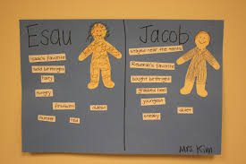 jacob and esau craft activities pictures to pin on pinterest