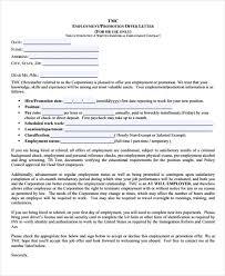 40 offer letter templates in pdf free u0026 premium templates