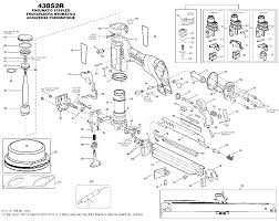 Bostitch Rn45b 1 Coil Roofing Nailer by Bostitch 438s2r 1 Nailer Parts Bostitch Parts
