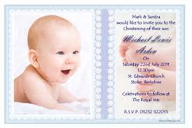 invitation samples christening card invitation and wedding template
