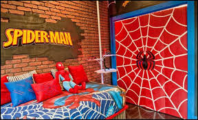 spiderman bedroom photos and video wylielauderhouse com