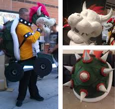 Bowser Halloween Costumes Bowser Costume