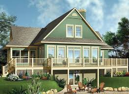 Country Craftsman House Plans House Plan 65494 At Familyhomeplans Com