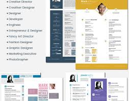 Simple And Attractive Resume Resume Beautiful Quick And Easy Resume Free Resume Cv Wondrous