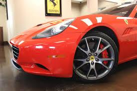 Ferrari California Hatchback - used 2010 ferrari california stock p3303 ultra luxury car from