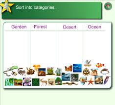 smart exchange usa habitat sorting game