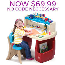 Step 2 Desk Easel Desks Childs Art Easel Desk Childrens Art Desks Ireland