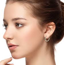 earing model small but mighty sterling silver hoop earrings jewelry creations