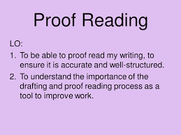 Editing And Proofreading Worksheets Proof Reading By Gracereid90 Teaching Resources Tes