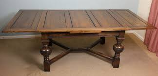 antique draw leaf table antique draw leaf extending dining table london