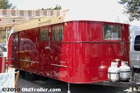 vintage vagabond trailers from oldtrailer com