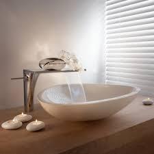 Bathroom Sink Modern Stanton 48 Modern Bathroom Vanity Vessel Sink With Regard To Sinks