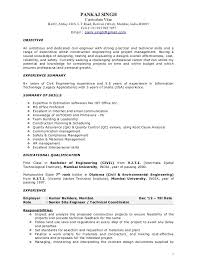 project manager sample resumes construction project manager resume example examples of resumes