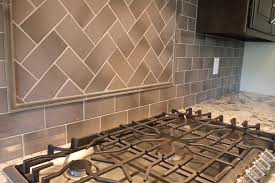 herringbone tile backsplash material options u2014 great home decor
