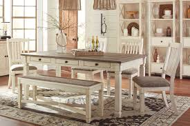 Dining Room Collections 6 Piece Bolanburg Dining Room Collection